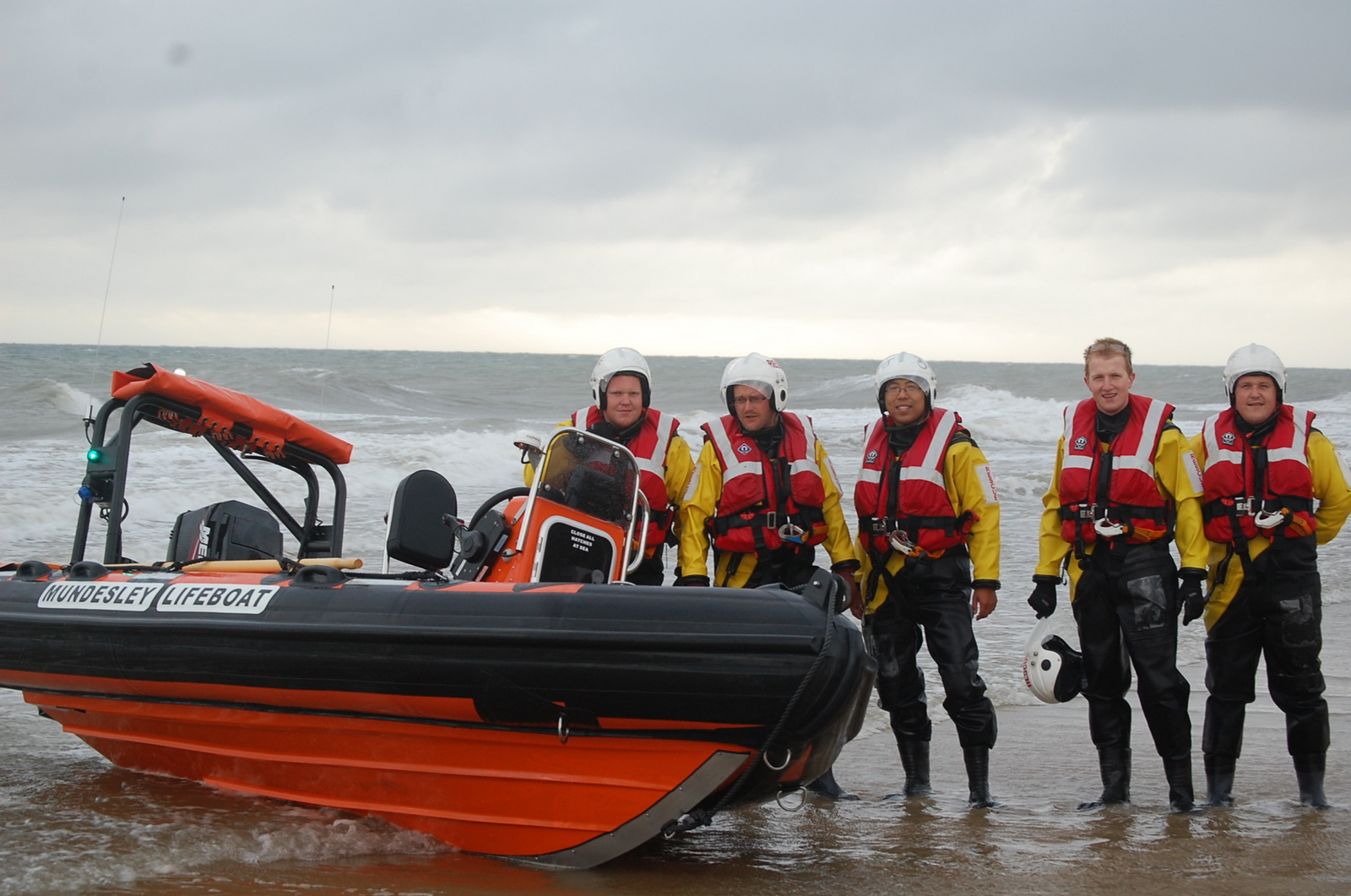RIBCRAFT 4.8 Search And Rescue